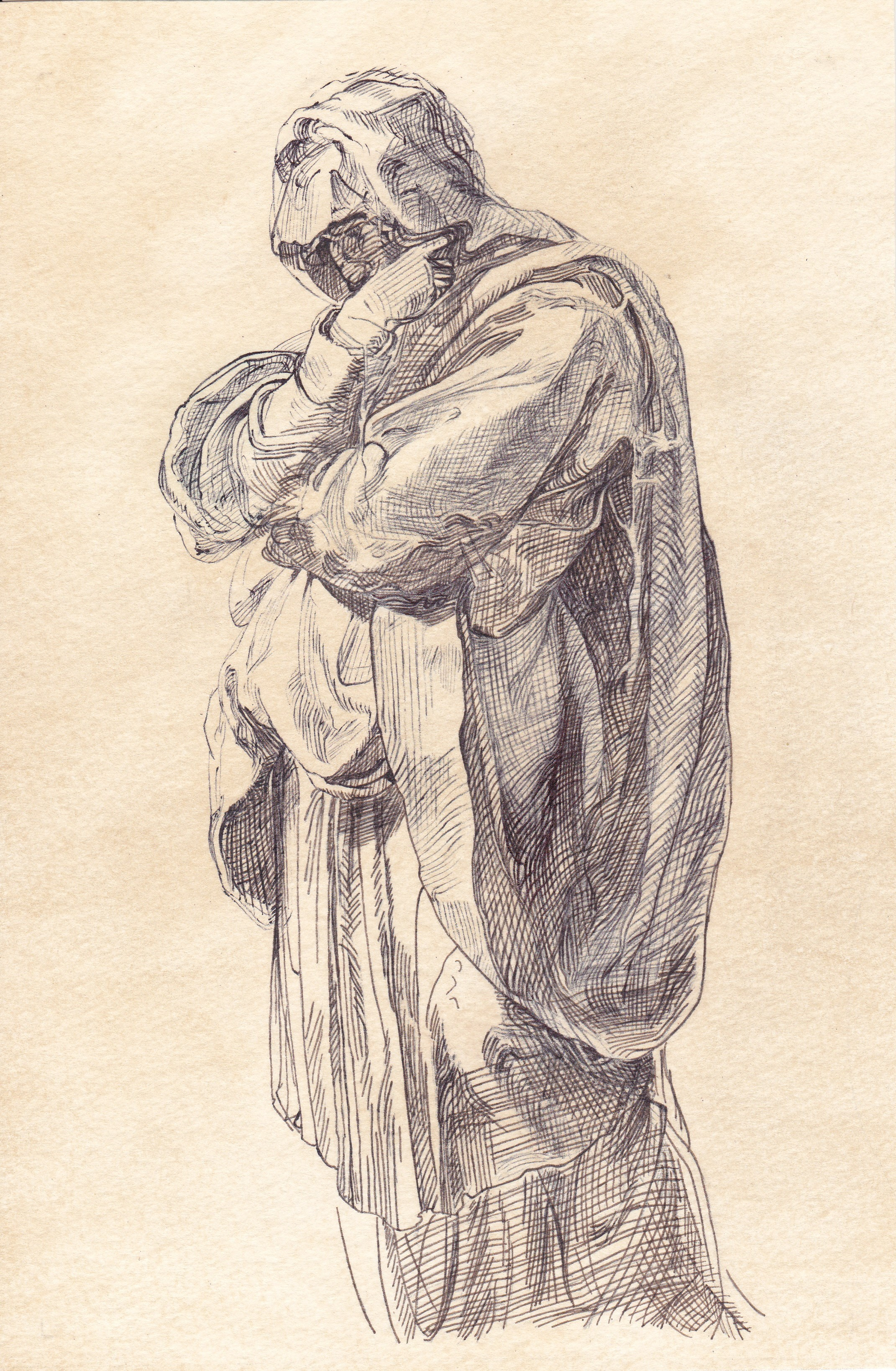 Study of a Woman in Mourning 2 (14)