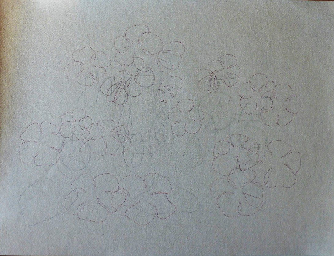 Flowers, Edit 1, flowers in ink only.JPG