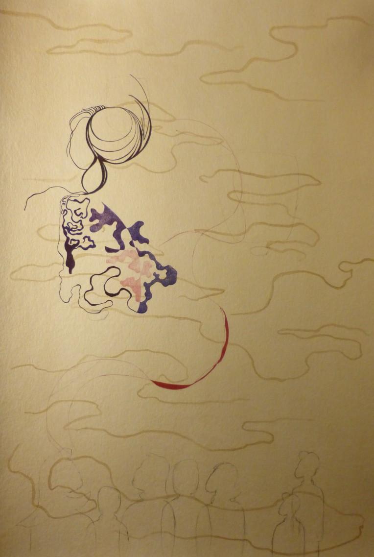 Gaa Wai (dot) com, Fire Balloons, sketch (1).JPG